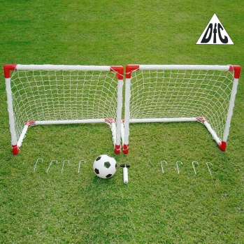 Ворота, DFC, 2 Mini Soccer Set, GOAL219A